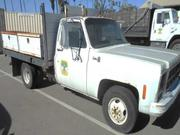 1979 GMC GMC Sierra 3500 Flatbed / Stake w/ Rear Lift