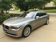 2010 BMW 7-Series 750 Li xDrive